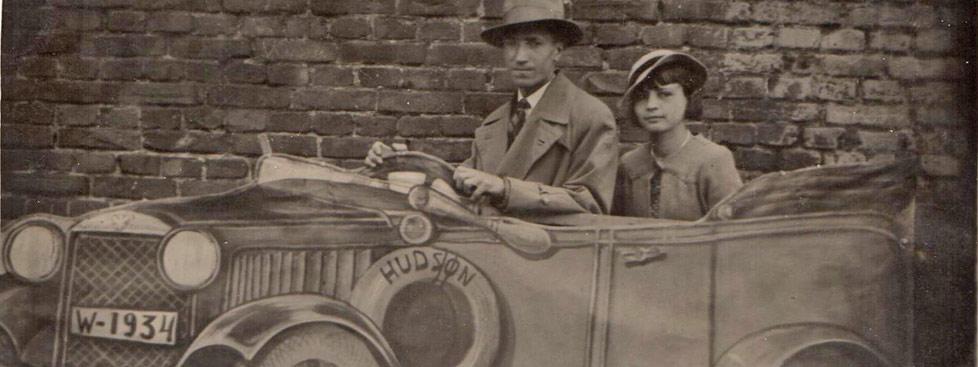 Stowarzyszenie Historyków Fotografii - Anonim, ok. 1935 (fragment)